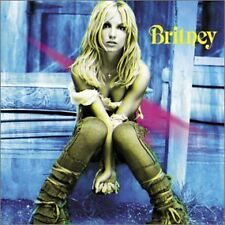 BRITNEY SPEARS Britney CD Enhanced BRAND NEW