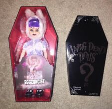 Living Dead Dolls 20th Anniversary Series 35 Mystery Doll Eggzorcist Eggy Mezco