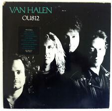 VAN HALEN OU812 Disque VINYL 33 Tours Germany 925 732-1 1988
