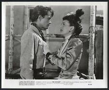 JOHN DEREK CATHERINE McLEOD in The Outcast '54 WESTERN GLOVE