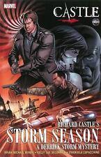 Castle: Richard Castle's Storm Season-ExLibrary