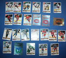 Panini 90-91 Hockey 68 Loose Stickers