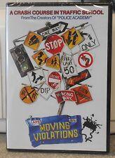 Moving Violations (DVD, 2016) RARE 1985 COMEDY JENNIFER TILLY BRAND NEW