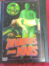 Invaders From Mars (DVD) Snapcase Rare original release OOP