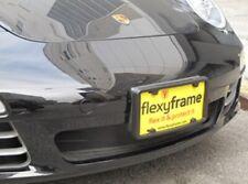 Rubber License Plate Holder Mounting Adapter Bumper Bracket Frame for PORSCHE