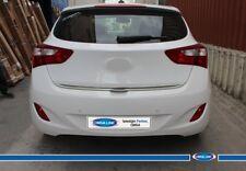 FITS Hyundai i30 Chrome Tailgate Trim Line S. Steel 2012-2018 HB 5D