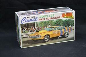 Jo-Han MERCURY COMET BOSS 429 Pro Stocker 1/25 Scale Model Kit Open Box GC-2900