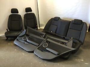 VE Commodore SV6 SS Calais seats and door trims set sedan cloth black SV6