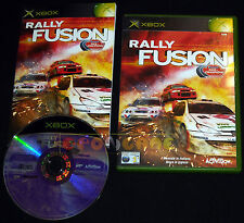 RALLY FUSION Xbox Versione Ufficiale Italiana ○○○○○ COMPLETO