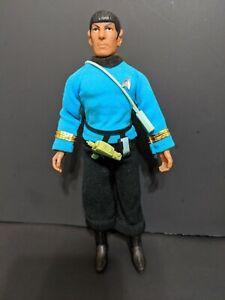 Vintage 1974 Mego - Star Trek - Mr. Spock 8 Inch Action Figure Complete