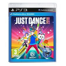 Just Dance 2018 Ps3 PlayStation 3