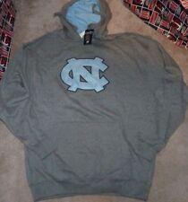 NEW NCAA N North Carolina Tar Heels Hoodie Hooded Sweatshirt Men 2XL XXL NWT
