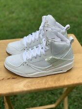 Jordan Flight 45 size 10 White Gum great condition