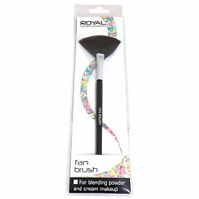 Royal Make-up Fan Brush Powder Highlighter Define Shape