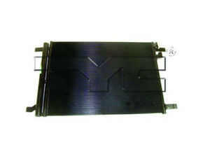 TYC 4891 A/C Condenser Assembly for Audi A.3 2015-2015 Models