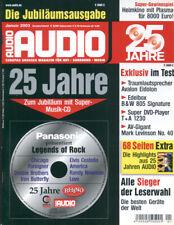 Audio 1/03 Avalon Eidolon, B&W 805 ,T+A  DVD 1230 R, M.Levinson No.40, ProJect