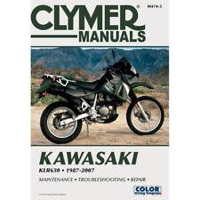 1987-2007 Kawasaki Klr650 Kl650 Kl Klr 650 Clymer Repair Manual M474 (Fits: Kawasaki)