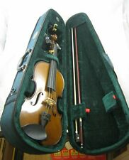 More details for full size stentor student violin, w/ bow, carrying case wolf forte secondo rest