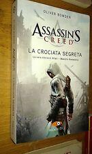 ASSASSIN'S CREED-LA CROCIATA SEGRETA-OLIVER BOWDEN-PICKWICK-SR41
