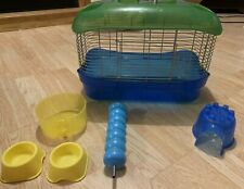 Starter Hamster Cage With Igloo