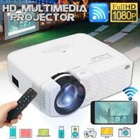 Mini proiettore AUN LED D40W per Home Cinema 1600 lumen Supporto HD andowl Q-A16
