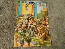 1972 LAST GASP Comics INNER CITY ROMANCE 2 Radical Rock - Rare Adult Comic FN/VF
