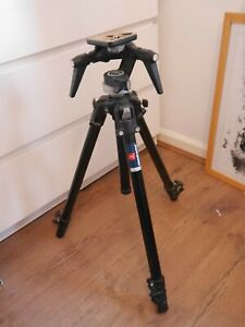 Manfrotto 190B Tripod with 115 head good condition