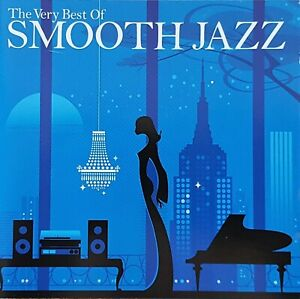 THE VERY BEST OF SMOOTH JAZZ - OZ PRESS UNIVERSAL LABEL COMPILATION 2CD - 2008