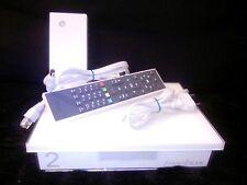 DÉCODEUR FREE BOX TV CRYSTAL 2 F-HD05R  + TÉLÉCOMMANDE + CPL FREEPLUG