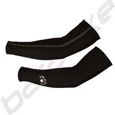 BIKE braccio più caldo Armlinge ARMWARMERS con catarifrangenti BICICLETTA JOGGING Inverno L/XL
