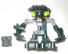 LEGO BIONICLE 8555 NUHVOK VA 1 of 6 BOHROK VA BLACK KRANA complete fig FREE SHIP