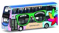 Bus miniatures blancs Corgi