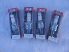 4 bougies d'allumage Champion N9YC pour Renault R16, 9, 11 , 5, Peugeot 404, ...