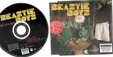 BEASTIE BOYS - TRIPLE TROUBLE - EXCLUSIVE OZ 4 TRK CD SINGLE - DEXTER / BLUR