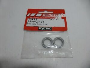 KYOSHO Z-K/H3222 CONCEPT 30 Clutch Bearing HELICOPTER PARTS (NI)