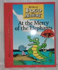 Walt Kelly's POGO AND ALBERT Vol. 2 AT THE MERCY OF ELEPHANTS Hardcover First ed