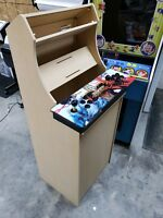Easy to Assemble Pandora's Box Ready Cabaret Upright Arcade Cabinet Kit