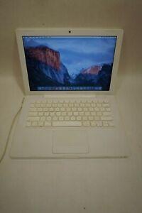 Apple MacBook A1181 Mid-2009 Intel 2.13GHz 4GB RAM 160GB HDD OSX 10.11 - ZZ