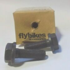 BMX Bicycle Front Hub Axle Bolts FlyBikes