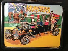 VINTAGE 1965 THE MUNSTERS LUNCHBOX