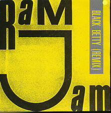 RAM JAM 45 TOURS HOLLANDE BLACK BETTY