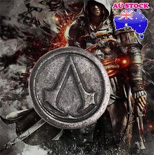 Assassin's Creed Charm Logo Pin Badge Brooch Cosplay