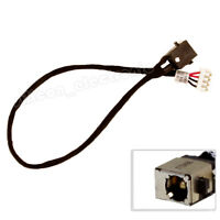 Toshiba Tecra A7 Satellite A100 Series 4-Pol Power Jack DC-IN Port Buchse Cable