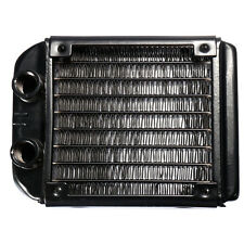 120mm G1/4 Aluminum Computer Radiator Water Cooling Cooler For LED CPU Heatsink
