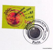 Yt 3259 L AN 2000   FRANCE  FDC  NOTICE PHILATELIQUE  PREMIER JOUR