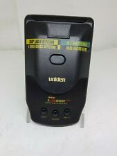 New listing Uniden 360 Degree Laser Sst Super Wide Band Detector Used Tested Working