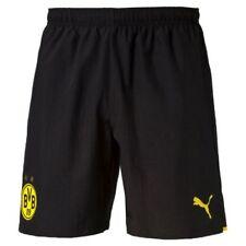 Shorts e bermuda neri marca PUMA per bambini dai 2 ai 16 anni