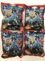 DC Comics Original Minis Surprise Figure Blind Bag Lot of 4
