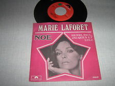 MARIE LAFORET 45 TOURS BELGIQUE NOE+
