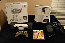 Microsoft Xbox 360 Console Star Wars Limited Edition (Kinect) - IN BOX!